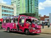 a pimped githurai ride