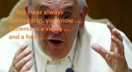 pope shock